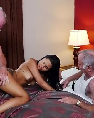 Daddy drink Staycation with a Latin Hottie