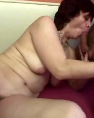 Stepson Having An Affair With His Redhead Stepmom
