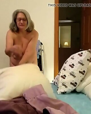 Not my mom and step brother fucking