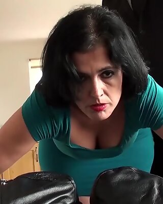 PASCALSSUBSLUTS - Hot broad ass slammed by maledom