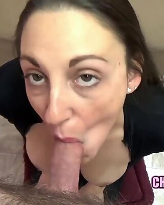 Chokpass - Мелани Хикс имеет секс в чистоте комбинезон