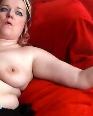 horny bbw gets her twat fingered and licked after lapdance