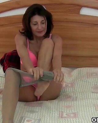 Technique de masturbation Sans-feu de Grand-Mère