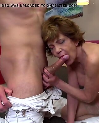 grandmother teaching youthful boy how 2 fuck a doll