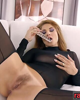 Glamorous euro MILF gets pounded by BBC