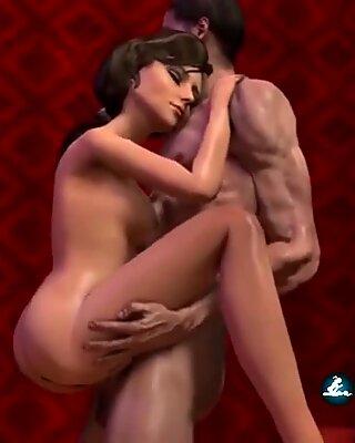Better Even More Perverted Girlfriend 3D Hentai