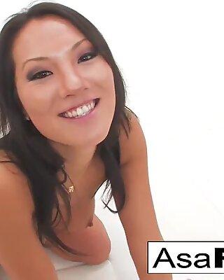 Asa Akira'_s Anal Fisting and Fucking Creampie