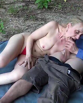 Наулице секс со Степмемом