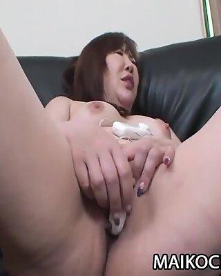 Junko Ishikura - JAV Mature Begging For A Fuck And Sperm