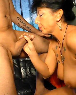 Xxx omas - Alemania Morena Abuelitas Jenny K. le gusta salvaje