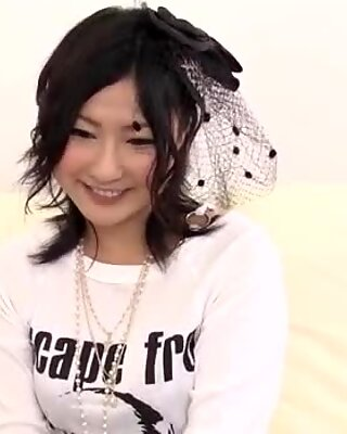 Mon spectacle porno du torride le long de Megumi Haruka