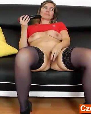 Lamacka loves to masturbate
