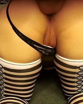 fucking my Gfs butthole