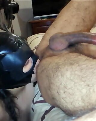 Ass and Balls Worship, Deep Rimjob like nothing you've seen