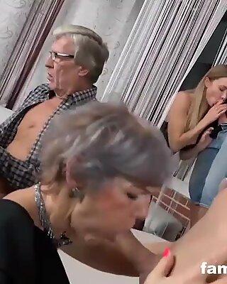 Свингеры Семья Сперма Клуб