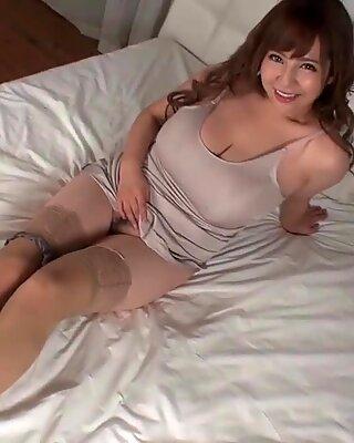 Sex - Fuck Japanese girl Super Big Breasts Ran niyama