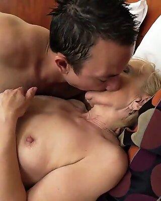 big booty grandma and grandson