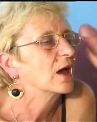 Very old slut